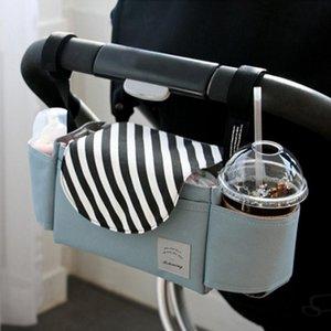New Multifunctional Baby Stroller Storage Hanging Bag Mommy Bag Milk Bottle Storage Baby Stroller Accessories