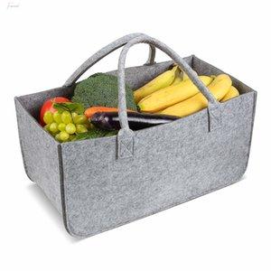 2020 New Hotsale Fashion High Quality Lady Bag Casual Alpurpose Felt Purse, Felt Storage Bag Large Capacity Casual Shopping Bag