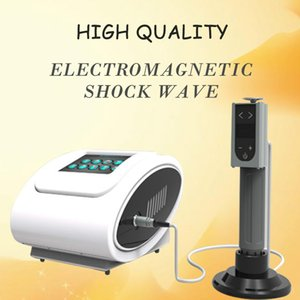 2020 Protable Extracorpórea onda de choque fisioterapia Dor alívio Shockwave Terapia Máquina portátil Shock Wave Equipamento Therapy