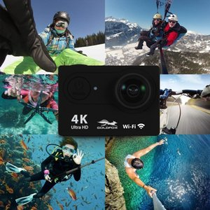 H9 Action Camera Ultra HD 4K   25fps WiFi 2inch 170D Underwater Waterproof Helmet Video Recording Cameras DV Recoder Sports Cam