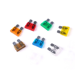 CAR 60PCS Car Auto middle Blade Fuse 5 10 15 20 25 30 AMP