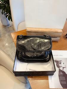 2020 heiße Verkäufe arbeiten Marke Luxus Schultertasche Designer-Handtaschen aus Lackleder Rindsleder Kreuzkörper Beutel freies Verschiffen