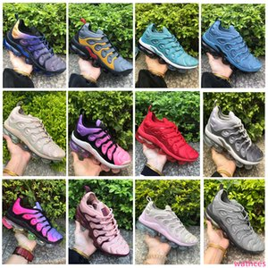TN Plus Mens Women Running Shoes Smokey Mauve String Colorways Olive In Metallic Designer Triple Trainer Sport Sneakers With