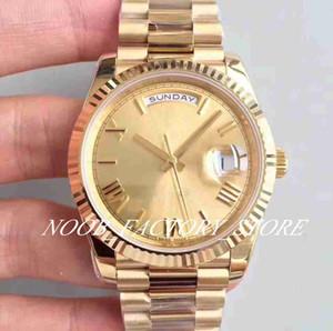 Luxus BP Fabrik 8 Farbe der neuen Art-V2-Bügel Auswahl Dial 40mm Weihnachtsgeschenken Uhr Saphirglas Herren-Uhr-Uhren New OVP