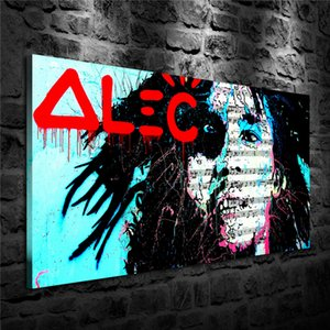 Alec Monopoly Bob Marly,HD Canvas Printing New Home Decoration Art Painting (Unframed Framed)