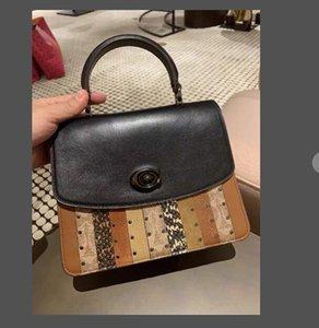 Genuine leather ! Serial number Women Bag Brand designer marmont luxury fashion high quality woman handbag