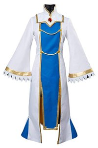 جن القاتل COS عفريت آرتشر COS ملابس الممثلة إلهة الرسمية مجموعة كاملة زي تأثيري قبعة