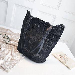 Ljl 2020 messaggero delle donne Strap singolo sacchetto di spalla del sacchetto della signora Lace Crossbody Borse signora Handbag