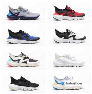 019 Livre Rn 5 .0 Mens executando tênis de basquete Malestar Moda Sports Sneakers verão esfria respirável Run leve malha Shoes