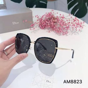 High quality Polarized lens pilot Fashion Sunglasses For Men and Women Brand designer Vintage Sport Sun glasses With case and box