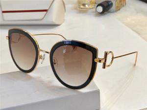 Novo designer de moda óculos de sol 182 mulheres popular óculos de armação de olho de gato top quality popular estilo uv 400 eyewear