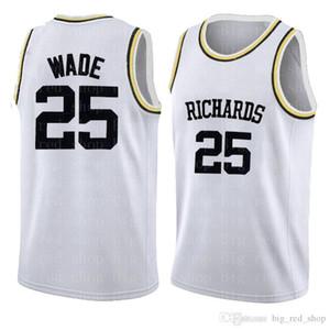 NCAA Michigan State Spartans 33 Earvin Johnson Verde Branco Colégio 33 Larry Bird High School Basketball Jersey