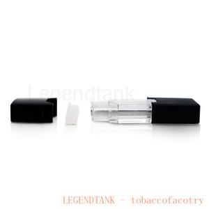 Vape pens empty Cartridge Ceramic Coil Pods For All vape case Start Kit 0.5ml DHL free shipping
