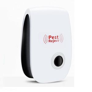 Elektronische Moskito-Mörder Multi Schädlingsbekämpfung Ultraschall Pest Reject Bekämpfer Ratte Maus Repellent Trap-Nagetier Bug Ablehnen