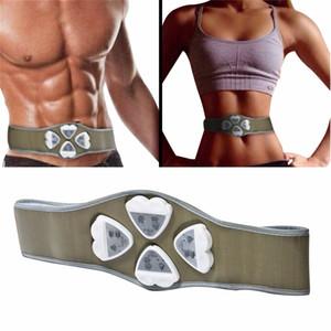 Elettronica AB Gymnic ginnastica Body Building ABS Cintura esercizio Tonificazione Toner vita Muscle Body Massager Drop Wholesale Commercio all'ingrosso