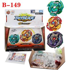 Takara Tomy bayblade Burst B-149 Three sets of toys for Royal Deity Rotary Gyroscope beyblades B149 beyblade B155 B154 Y200703