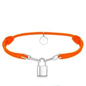 LOCKER Rope Bracelets ABLOH Jewelry Luxury Bracelets for Man Women with whole set box