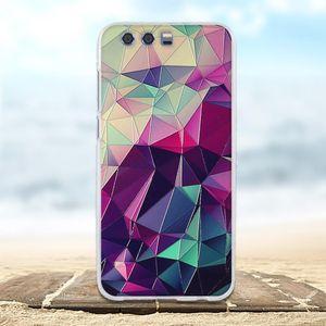 Для Huawei Honor 9 Case мягкий силиконовый TPU задняя крышка для Huawei Honor 9 Телефон Случаи 3D Сумки Cute Cat Shell для Honor 9 Lite Case