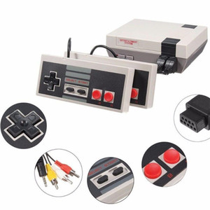 Mini Game Console 620 500 mini video TV del gioco console portatile 620 500 Giochi 8 Bit Entertainment System con gamepad