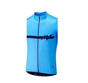 2019 Quick Dry Pro Sleeveless Cycling Jersey Bicycle Cycling Vests MTB Bike Outdoor Wear Anti_UV Summer Cycling Clot Ropa mailot Ciclismo