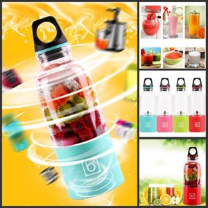 Presse-agrumes Blender USB Juicer machine Cup Juicer électrique rechargeable légumes automatique de jus de fruits Maker Milkshake machine à faire