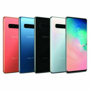 "Original Refurbished Samsung Galaxy S10 G973U 6.1"" 8GB RAM 128GB ROM Android 9.0 4G LTE Phone"
