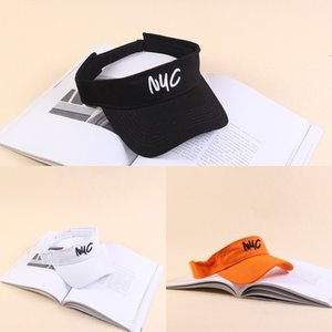 H721F and Outdoor sports pointed top top women's summer sun hat men's outdoor sports bottomless sun hat running peaked cap trendy empty cap