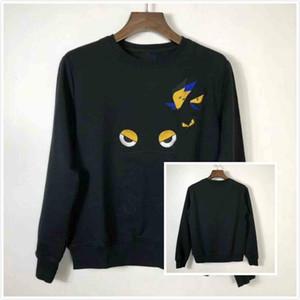 19 Mens Sweater Mens Designer Jumper New Winter Luxury Sweater eyes Pattern Casual Winter Jacket Brand mens Designer Jumper