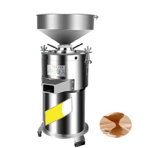 Sulla promozione elettrico 220V 30kg / h burro di arachidi Maker Machine multifunzionale commerciale pasta di sesamo salsa Grinder