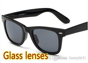 Markensommermänner setzen Sonnenbrille GLAS-OBJEKTIVE auf den Strand, die Glasfahrensonnenbrille 6color des Glasfrauen preiswerten kleinen freien Verschiffens radfahren