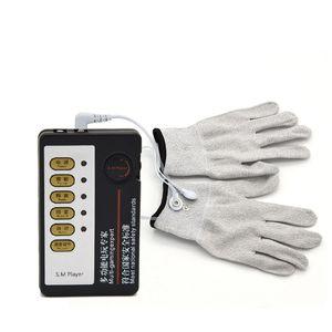 Тело облегчения боли машины десяток перчаток проводного электрода ослабляет повторное пользование Massager
