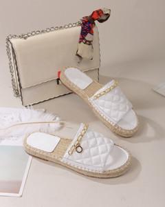Marka tasarımcısı yeni kadınların gündelik sandalet moda baskılı terlik satıyor açık plaj ayakkabı yüksek kaliteli sandalet ou
