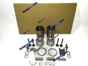 2TNE68 Engine Rebuild kit with valves For YANMAR Engine Parts Dozer Forklift Excavator Loaders etc engine parts kit