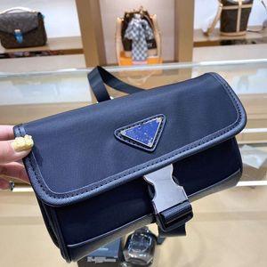 2020 neue Handys Paket Geneigte männliche echte Handtaschen-Schulter-Kurier-Beutel Nylon Herren Both und Frauen Mädchen Jungen Ein Designer Umhängetasche