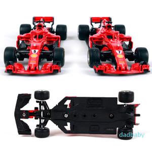 1:43F1 2020SF71-H 포뮬러 원 레이싱 S 베텔 5#K 라이코넨 7#Diecast 모형 장난감 자동차 상자에 새로운 무료배송