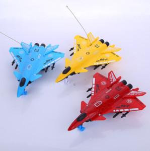 dom 2019 Avião de Combate Avião RC Planador Controle Remoto Avião Outdoor Modelo Aeromodelismo Crianças brinquedos de aniversário Electric Aircraft
