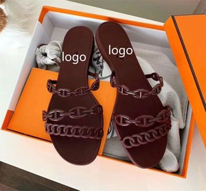 Merkmak 2020 New Summer Slippers Beach Slippers Breathable Men'S Shoes Genuine Leather Men'S Causal Shoes Plus Size 38-47#140