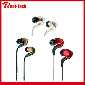 Высокая звукоизоляция наушники проводные SE535 в ухе шумоподавление HiFi музыка спортивные наушники универсальный auriculares телефон гарнитура