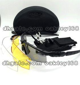 Pacote completo SI M Frame 2.0 Goggles CS Entusiastas militares Tiro Esportivo Tático Óculos de sol de proteção Óculos de areia à prova de explosão