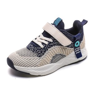 2020 New Kids Running Shoes Children Tennis Breathable Mesh Sport Shoes Fashion Footwear Girls Boys Sneakers Summer Casual Shoe