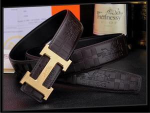 2019 descuentos cinturones de diseño de lujo para hombres mujeres liso hebilla de cinturón de castidad masculina moda superior cinturón de cuero al por mayor envío gratuito