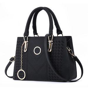 Cor-de-rosa Sugao Designer Bolsas Crossbody Bag Mulheres Bolsas De Couro Pu Bolsas De Lona De Moda Bags Saco De Ombro Alta Qualidade 6 Cor