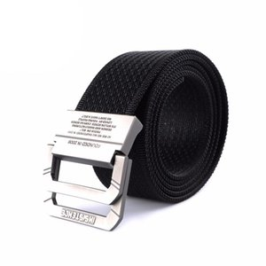 2020Sale Outdoor Tactical Belt Military Nylon Belts Mens Waist Swat Strap With Buckle Rappelling