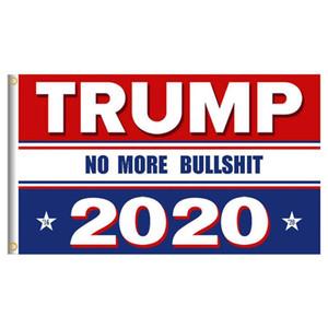 150x90 cm Trump 2020 Bandeira Dupla Face Impresso Bandeira Donald Trump Mantenha América Grande Donald para o Presidente EUA eleição presidencial bandeira