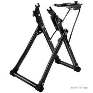 Roda de bicicleta truing Levante Início truing Mechanic Levante Manutenção Início Titular Suporte Bicicleta Repair Tool
