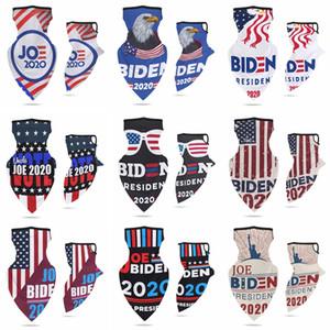 Face Mask Joe Biden Trump with Earhook Outdoor Sports Cycling Riding Mask Dustproof Men Women Masks American Election Supplies HHA1350