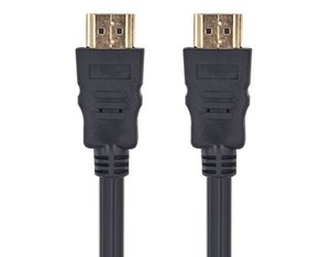1.5M 5FT HDMI to HDMI Cable v1.4 Audio Video Cables & Connectors cable Version 1.4 Gold 1080P