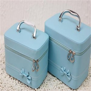 2020 new cosmetic bag wash bag handbag women toiletry makeup case
