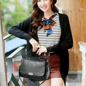 Alışveriş veya For Work Extra Large Sıcak Popüler PU Deri El Çantası Kadın Çanta Lüks Trendy Ladies Büyük Çantalar