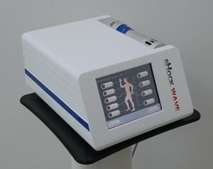 Extracorpórea Shock Wave Therapy eletrônico Shockwave Ultrasonic acústico pulso Activation dor física Relief Equipamento ED Treatment